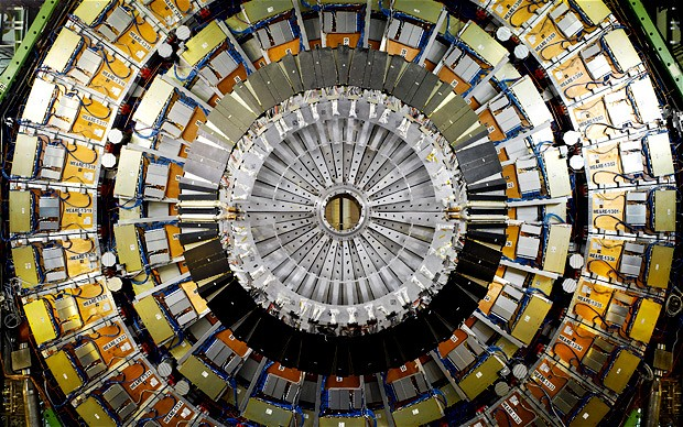Image result for CERN scientists 'break the speed of light'